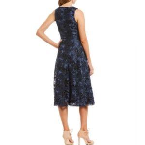 ANTONIO MELANI Dresses - Antonio Melani Ethel Floral Lace Midi dress